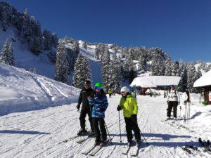 Skigebiet Hoch Ybrig